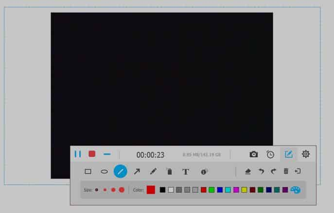 Start Recording Webcam Video