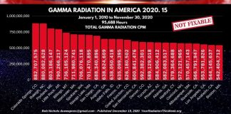 GAMMA RADIATION IN AMERICA 2020-15