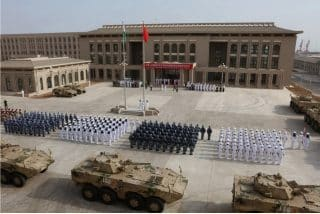 US welcomes China's peacekeepers in Africa but wary of Beijing's military inroads