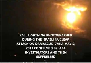 Remembering Israel's Nuclear Attack on Damascus, May 24, 2013