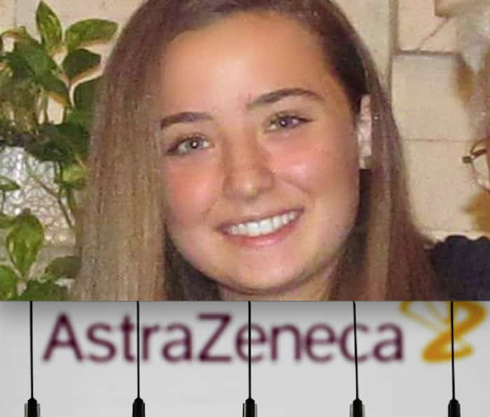 Disturbing and Mysterious Death of 18yo Camilla after Vaccine. AstraZeneca's Jabs stopped in Italy for Young People – Veterans Today