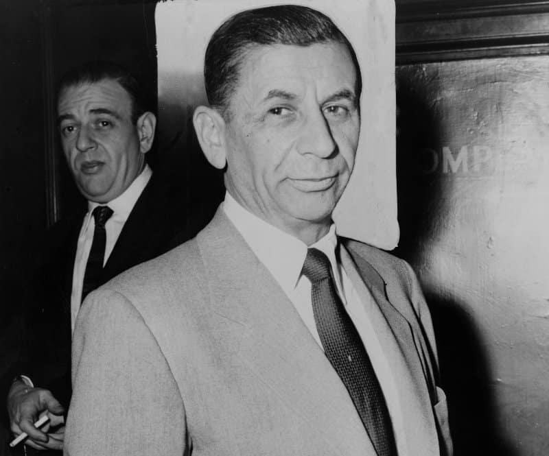 Khazarian mobster Myer Lansky and the criminal underworld - Veterans Today