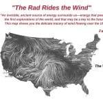 GAMMA RADIATION IN AMERICA - WIND MAP - 2020-4